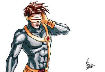 Cyclops - From the 90s by Lord-Gaz