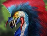 Colours!  (Art trade) by KieranMorris