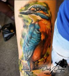 Hummingbird by KieranMorris