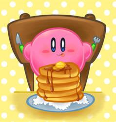 Kirby by SakikoAmana
