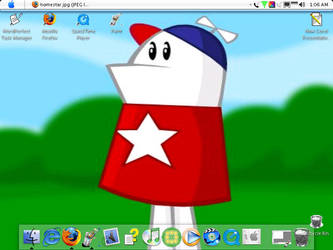 Another One of My Desktops by HomestarCutie7