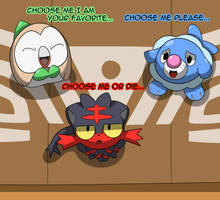 Choose me by AuraRyoku
