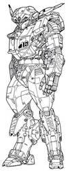 Dragoon full 'borg by Grebo-Guru