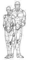 Alpha-type full 'borgs by Grebo-Guru