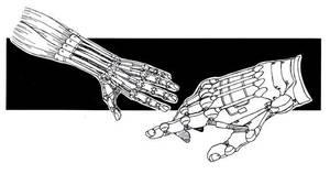 Cybernetic hands by Grebo-Guru