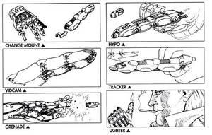 Cyberfingers by Grebo-Guru