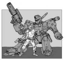 Mechanized Battlefield by Grebo-Guru