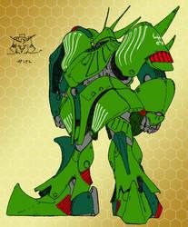 MSN-10 Jagd-Zaurus by Grebo-Guru