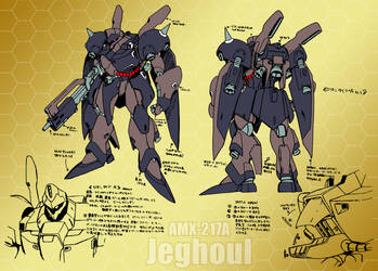 AMX-217A Jeghoul by Grebo-Guru