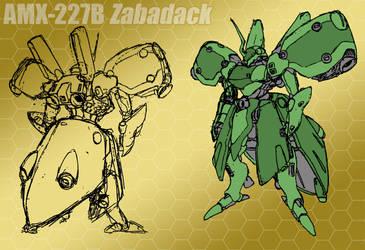 AMX-227B Zabadack by Grebo-Guru