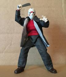 Jason Vorhees custom figure by Grebo-Guru