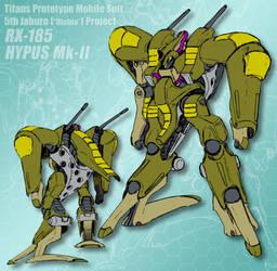 RX-185 Hypus Mark-II by Grebo-Guru