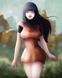 Hinata Hime by earheartworks