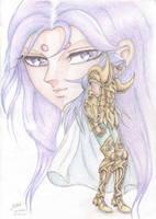 Saint Seiya - Mu 2 by Edhel44