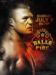 Great Balls of Fire by LukkasBlack