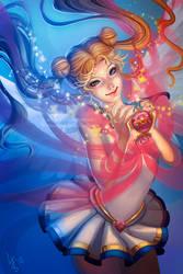 Sailormoon by LidTheSquid