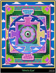 Mind's Eye by EricTonArts