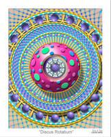 Discus Rotatium by EricTonArts