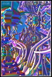 Colortopia by EricTonArts