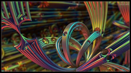 Harmonium Rotatium by EricTonArts