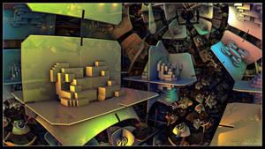 Rectangleum by EricTonArts