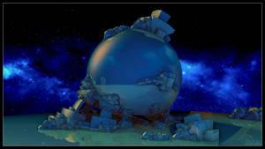 Astro Castrum by EricTonArts