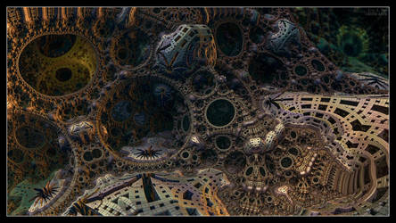 Giger's Cove by EricTonArts