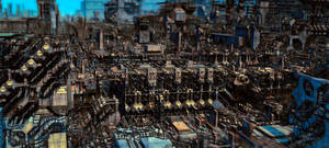 Tyrell Industrial Park by EricTonArts