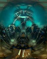 The Great Turbine II by EricTonArts