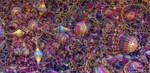 Psychedelic Symphony by EricTonArts