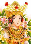 Com: Balinese Dancer by NilaNandita