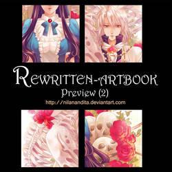 Rewritten Artbook: preview 2 by NilaNandita
