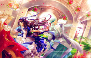 Rewritten: Dance, Alice! by NilaNandita