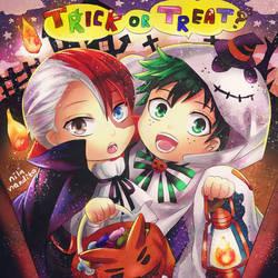 Happy Halloween by NilaNandita