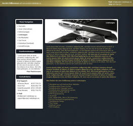 Company Layout 4 Sale by johannes-meyer