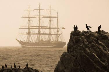 Torbay to Santander II by didumdidum