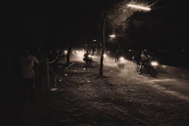 Bikers by Maetz