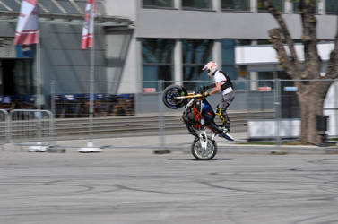 Bike show by Maetz