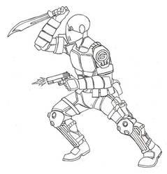 Shackle's Combat Gear by Kagehiisa