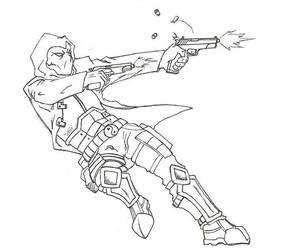 Gun's Blazin'... by Kagehiisa