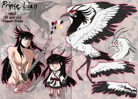 Liao Yun Reff by Teal0wl