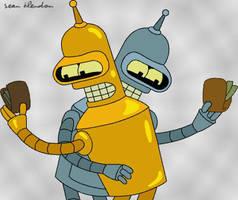 Bender Robs Bender by Maxtis