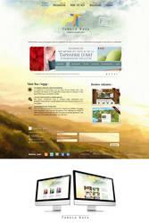 Tabula Rasa Web Site by TabulaRasaStudio