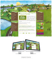 Sud Gatine Website by TabulaRasaStudio