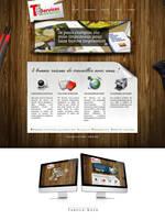 TTI Services Website by TabulaRasaStudio
