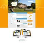 Mairie de Mazieres en Gatine Website by TabulaRasaStudio