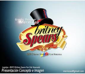 Logo Britney Spears FanClub VE by elangeldeldestino