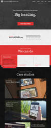Centerfire Creative Agency website by jansin