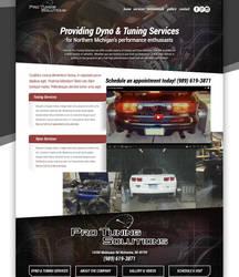 Performance auto website by jansin