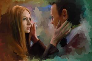 Doctor Who by KseniaChirandi